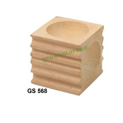 Wooden Dapping Block