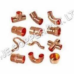 ACR Grade Copper Fittings
