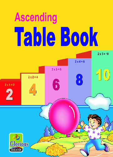 Worksheets Nursery Maths tables books table book manufacturer from jaipur