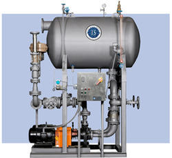 steam condensate pump