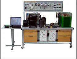 Brine Refrigeration Experimental Equipment