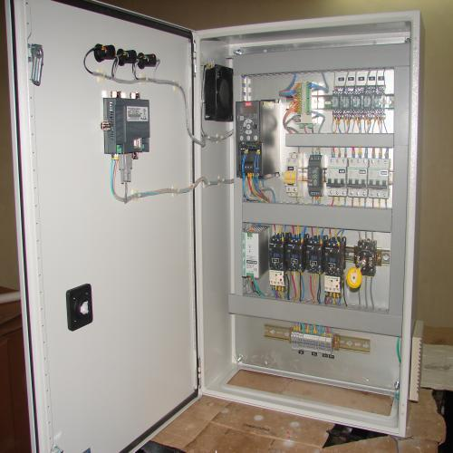 Industrial Automation & Electrical Control Panels - PLC Panels ...