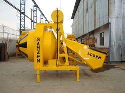 3 Bin 500 RM Concrete Mixer