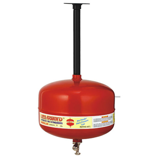 Lifeguard Self Triggered Stand Alone Type Fire Extinguisher