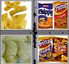 Extruded Crunchy Corn Twist Curl snacks production line ( Economy )