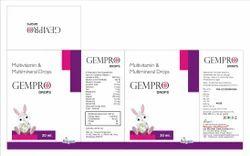 Multivitamin Drop Gempro