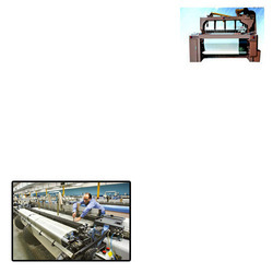 Airjet Weaving Machine For Textiles Industry