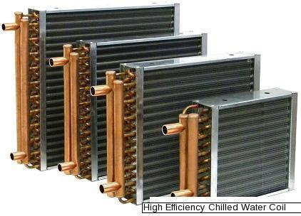 High Efficiency Chilled Water Coil Rec Systems