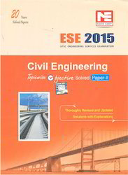 Civil Engineering Topicwise Objective Solved Paper