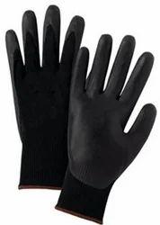 PU Coated Hand Glove