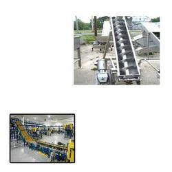 Screw Conveyors for Material Handling