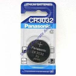 Panasonic Cr 3032 3v Coin Battery