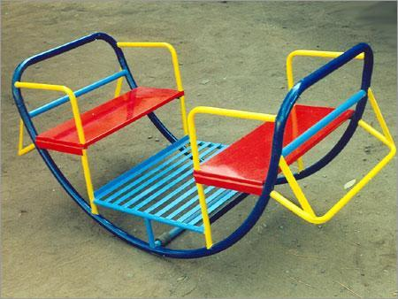 Kids Seesaw - Rocking Boat Seesaw Manufacturer from Bhiwani