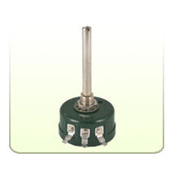Single Turn Wire Wound Pots 3 Watt Potentiometer