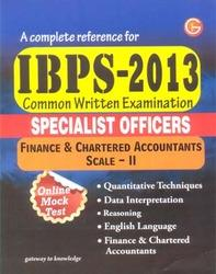 IBPS Specialist Officer Finance CA Scale II