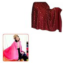 acrylic shawls for winter party