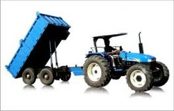 Tractor Trolley on Rent