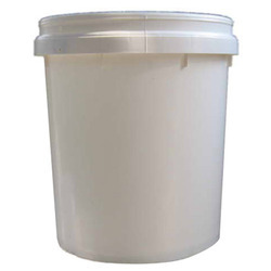 Plastic Paint Container in Ahmedabad Gujarat Manufacturers