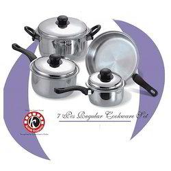 7Pcs Regular Cookware Set