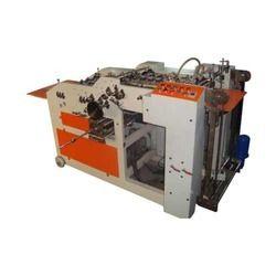pocket type envelope making machine
