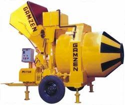 Drum Electric Concrete Mixer