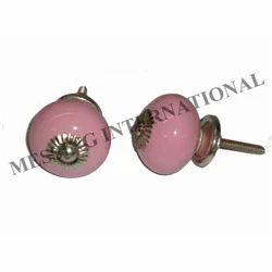 Round Ceramic Knobs