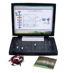PWM Modulation and Demodulation Trainer