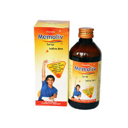 Memoliv 200ml Syrub