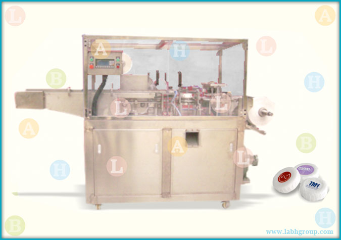 Automatic Wrapping Machine for Round Soap