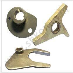 machined investment castings