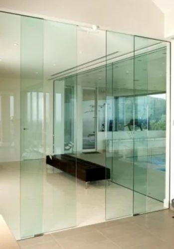 Auto Glass Doors Auto Glass Door Manufacturer From Surat