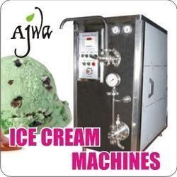 Continous Ice Cream Machines