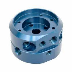 CNC Milling Machine Components