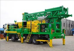 Pole Drilling Rigs