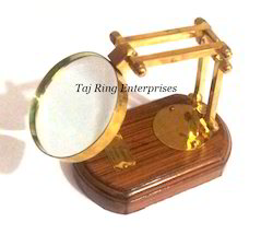 Brass Polish Magnifying
