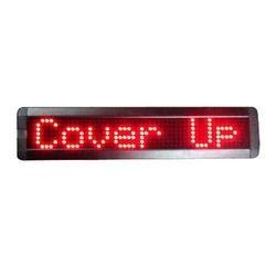 Electronic Moving Display LED