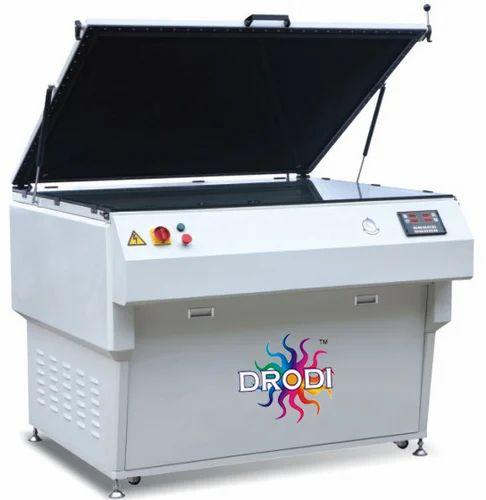 UV Screen Exposing Machine