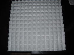 Diamond Cover Thermocole Packaging Material