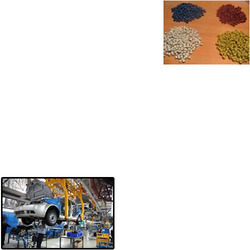Recycled Plastic Granules for Automobile Industry