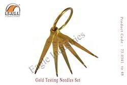 Jewelry Tools Gold Testing Needles