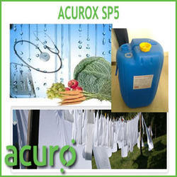 Acurox SP5: Peracetic Acid 5%