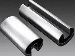 Stainless Steel Oval Slot Tube
