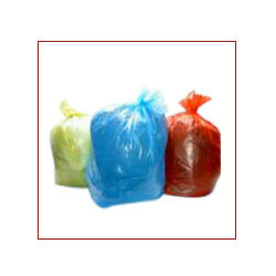 Gusseted Garbage Bags