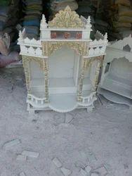 Marble Meenakari Temple
