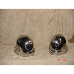 German Sallet With Moveable Neck Pc