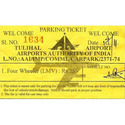Parking Token Ticket Printing Service