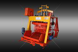 Concrete Block Making Machine Jumbo
