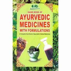 Ayurvedic Medicines Formulations Book