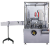 Automatic Vertical Folding  Carton Packing Machine for Tubes