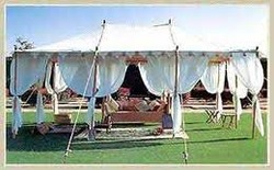 Luxury Garden Tents